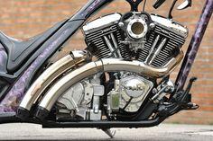 Epic Firetruck's Motor'sicle Motors ~