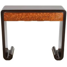 1980's Chinese Console Table with Inlay (28685 MAD) ❤ liked on Polyvore featuring home, furniture, tables, accent tables, inlay furniture, inlay table, marquetry table, inlaid furniture and inlaid table