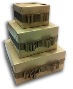 Elegant Gift Card Boxes for your wedding. Lisa's Gift Wrappers