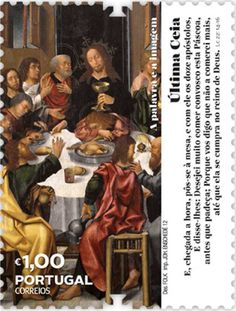 """ImagemOs CTT lançaram recentemente em Fátima o livro """"A Palavra e a Imagem"""", onde Paulo Mendes Pinto reúne «dois dos elementos mais fortes e presentes na cultura da Europa Ocidental: a Bíblia e a pintura»."""