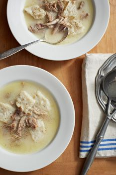 Boiled Squirrel and Dumplings Recipe From Miss Kays Duck Commander Kitchen Boiled Squirrel and Dumplings