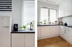 Mieszkanie na Woli   Apartment in Wola, Warsaw - Marta Czeczko - architektura wnętrz   interior design Kitchen Cabinets, Interiors, Home Decor, Decoration Home, Room Decor, Cabinets, Decor, Home Interior Design, Dressers