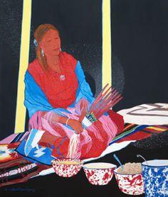 Ruthe Blalock Jones (Shawnee, Delaware, Peoria): NAC Breakfast (Native American Church)