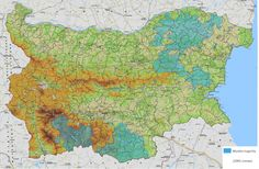 Distribution of Muslims in Bulgaria per Province - Bulgarian Turks - Wikipedia, the free encyclopedia