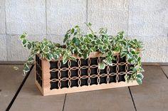 Цветочница для комнатных растений Wine Rack, Plants, Furniture, Home Decor, Decoration Home, Room Decor, Home Furnishings, Plant, Wine Racks