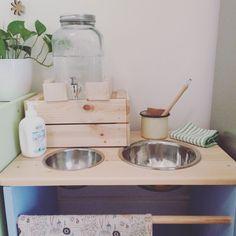 Montessori Kitchen Space