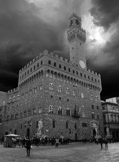Palazzo Vecchio [Photo Credits: Caterina Pomini]