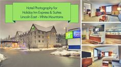 Holiday Inn Express and Suites - Lincoln East White Mountains chose Vision Quest Media for their Hotel Photography after their recent renovation.