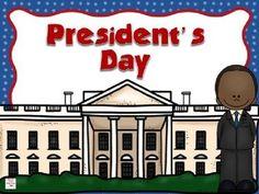 President's Day PowerPoint Presentation FREE