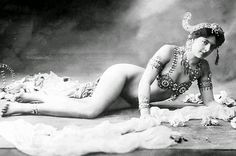 Bill Milhomme: Mata Hari Executed as Spy Oct. 15, 1917