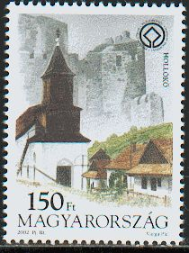 World Heritage Sites in Hungary Stamp Collecting, World Heritage Sites, Postage Stamps, Culture, Artist, Envelopes, Postcards, Collection, 17th Century