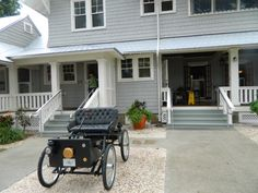 Antique Ford Car Show 2014 - Replica Quadricycle  #SWFL #FortMyers #AntiqueCars #HenryFord #Ford