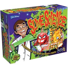 John Adams Slime Science £12.99