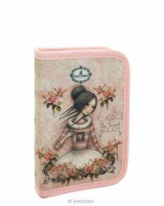 137fe5093a 400  Santoro London - Školní pouzdro - Mirabelle - The Secret Pop Up Cards