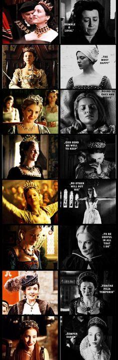 now Tudor Women + Mottos Los Tudor, Tudor Era, Wives Of Henry Viii, King Henry Viii, Anne Of Cleves, Anne Boleyn, Tudor History, British History, Downton Abbey