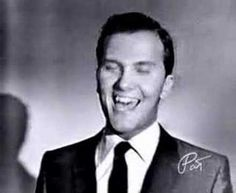 """9-19 in 1955: Pat Boone gains everlasting notoriety when his cleaned-up version of Fats Domino's """"Ain't That a Shame"""" goes to the top of the charts, kicking off a string of bland copies of rock and roll hits that will deprive black artists of exposure in the still-segregated world of radio. - Tisk-tisk...Fats Domino ruled this song ."""