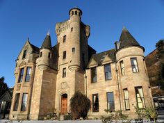 Broomhall Castle was originally built by John Foukes and Frances Mackison in…
