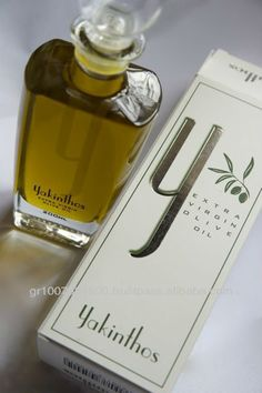 Brand Pure Golden Green Yakinthos Extra Virgin Olive Oil