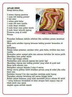 Kek Apam susu Resep Cake, Bakeries, Bento, Tarts, Chocolate Cake, Cake Recipes, Muffins, Cupcake, Recipies