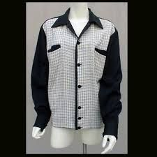 fifties rock and roll men's shirts - Google Search