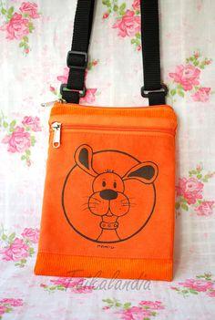 Items similar to Orange Hand dyed Corduroy Messenger Bag - Orange Dog Shoulder Bag- Small Cross*body Bag on Etsy Dog Bag, Orange Bag, Small Crossbody Bag, Small Bags, Handmade Crafts, Screen Printing, Messenger Bag, Lazy Saturday, Reusable Tote Bags