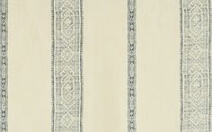 Carolina Irving Textiles Patmos Stripe Indigo
