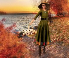Comming Soon!!  Ghee by Beatrice Serendipity for The Instruments The event Artisan Dress Artichoke Artisan Boots