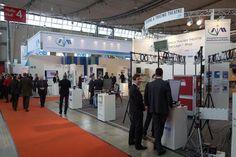 AIM auf der Fachmesse LogiMAT 2013
