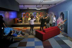Google em Zurique.. show!!
