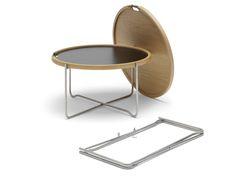 Carl Hansen - CH417 tray table