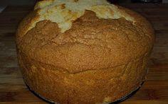 Bizcocho de harina de maíz y blanca