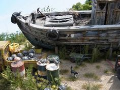 Fishing boat | #Scale_model 1/35 #diorama