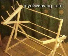 DIY Warping Mill