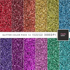 Glitter background glitter scrapbook by elasticcolor on Etsy