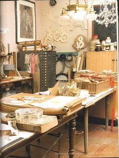 wendy addison studio, one of my favorite artists.