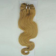 1 PCS Dyed Brazilian Body Wave Hair Extensions #27 Color 100g/pcs