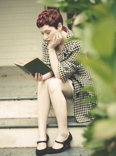 Photographer: Bree Neel Walk  Model: Jade Sheldon  (via missaudreybrooks)