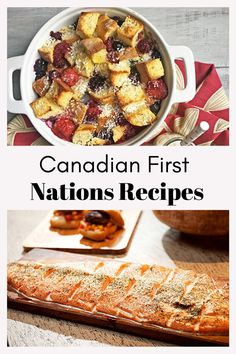 There's no better way to celebrate National Indigenous Peoples Day than cooking up some amazing First Nations/Indigenous cuisine of Canada at home. These recipes — including a few from me at Kekuli Cafe Coffee & Bannock in British Columbia — all have amazing ingredients that First Nations, Inuit and Métis people use in their traditional fresh food cooking styles. Recognize and celebrate the Indigenous people (and cuisine) of Canada by enjoying some of these recipes from all over the country. Canadian Dishes, Canadian Cuisine, Canadian Food, American Recipes, American Food, Native American, American Indians, Bannock Recipe, Beef Recipes