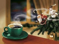 It's christmas but first coffee But First Coffee, I Love Coffee, My Coffee, Morning Coffee, Coffee Talk, Coffee Break, Coffee Pics, Coffee Aroma, House Coffee
