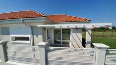 Casa pe parter in Corbeanca | CoArtCo House Foundation, Design Case, Architect Design, House Plans, Pergola, Outdoor Structures, Outdoor Decor, Home Decor, South Africa