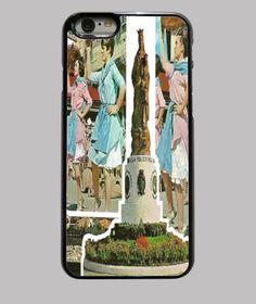 Funda iPhone 6, El Carmen 2017 puedes cambiar el color del fondo por 18,90€