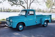 1954 Dodge Pickup 'Job-Rated' Maintenance of old vehicles: the material for new cogs/casters/gears could be cast polyamide which I (Cast polyamide) can produce