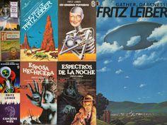 Marcianos Como No Cinema: Fritz Leiber - Galeria de Capas e Imagens