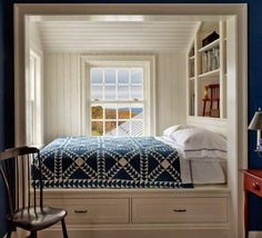 simply vintageous...by Suzan: Bed Nooks ****** heavy sigh, bj