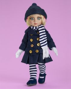 2015 Holiday Release - Patsy's Winter Breeze - Outfit Only #HolidayRelease #Patsy #Effanbee #ChildDolls #TonnerDolls @Tonnerdoll