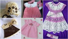 el örgüsü elbise modelleri Crochet For Kids, Projects To Try, Summer Dresses, Children, Fashion, Vestidos, Young Children, Moda, Boys