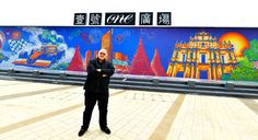 These Artists Twist Thousands of Rubik's Cubes a Day to Create Massive Murals | Atlas Obscura