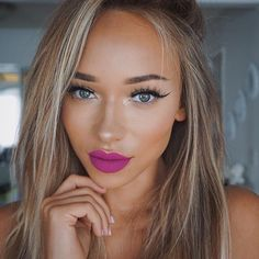 Madison liquid lipstick  @liza_lash  #anastasiabeverlyhills #abhmadison by anastasiabeverlyhills