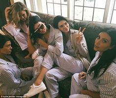Kamping Kardashian style! Khloe leaves Lamar's bedside to celebrate Kim's baby shower with...