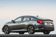 2016 Honda Civic Sedan Touring - 2015
